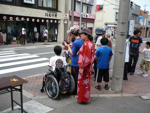 田名部まつりを見学しました_f0204059_16293718.jpg