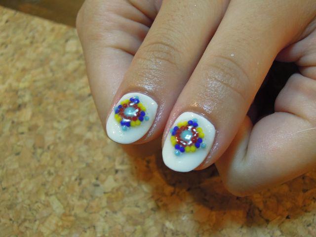 Beads Nail_a0239065_14185163.jpg