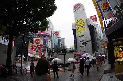 8月20日(木)今日の渋谷109前交差点_b0056983_12315458.jpg