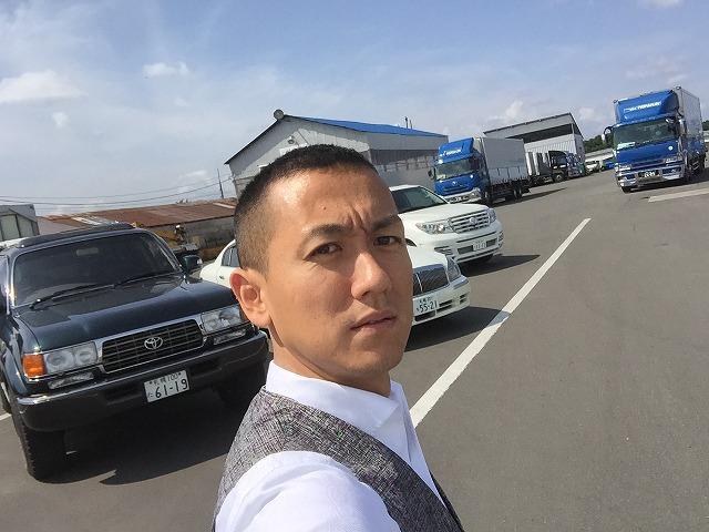 8月21日 金曜日! 店長のニコニコブログ!ランクル・ハマーの専門店☆_b0127002_21252937.jpg