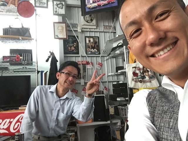 8月21日 金曜日! 店長のニコニコブログ!ランクル・ハマーの専門店☆_b0127002_2133118.jpg