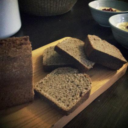 山奥にある廃校のbook cafe  〜石釜のパン屋 「むぎとし」〜_d0077603_10523461.jpg