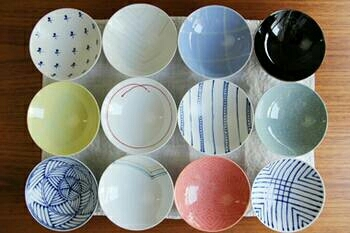 定番商品~白山陶器の平茶碗_f0255704_21140958.jpg