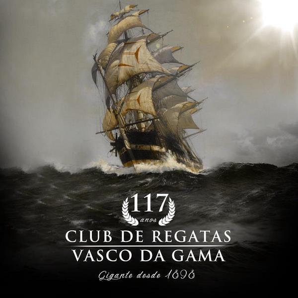本日【創立117周年】☆Clube de Regatas Vasco da Gama, リオデジャネイロ、ブラジル  #Vasco117anos_b0032617_13552855.jpg