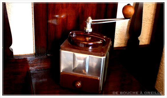 moulin a cafe プジョー コーヒーミル  PEUGINOX_d0184921_16323157.jpg