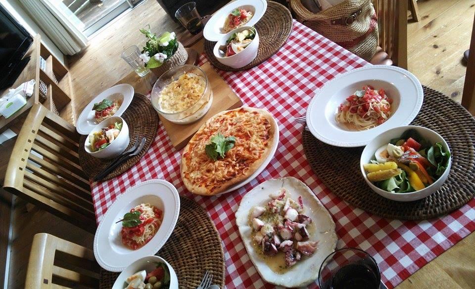 8月のお料理教室_e0170128_18443664.jpg