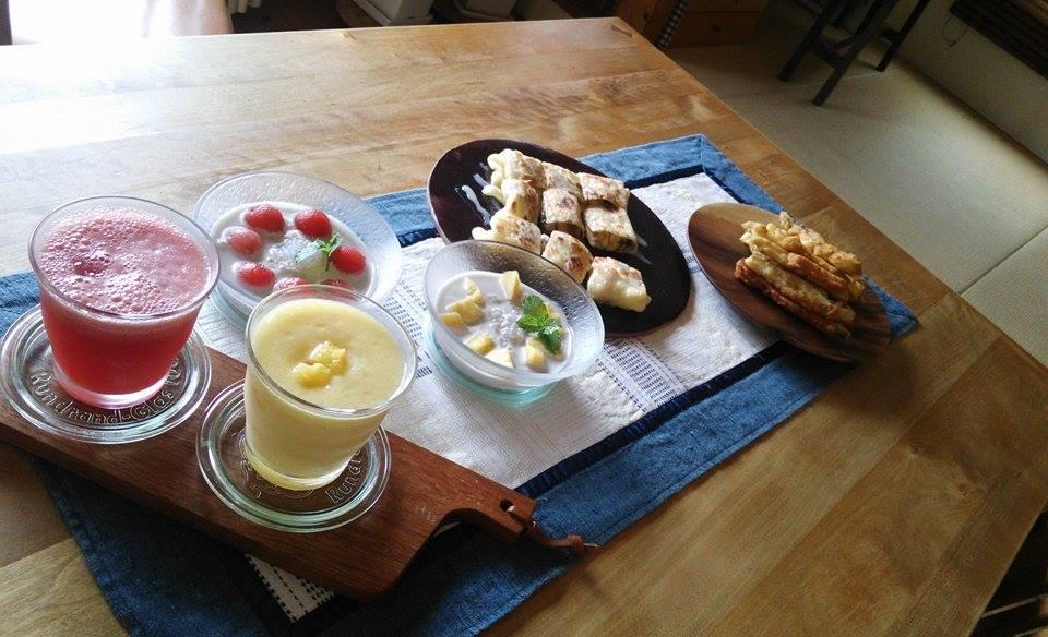 新作♪と、今日のお昼ご飯♪_e0170128_1991746.jpg