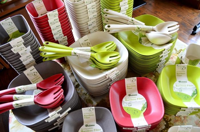 """""""Bamboo Fiber Fair~竹から出来た食器たち~明日8/22sat~""""_d0153941_16534324.jpg"""