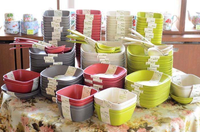 """""""Bamboo Fiber Fair~竹から出来た食器たち~明日8/22sat~""""_d0153941_16552693.jpg"""
