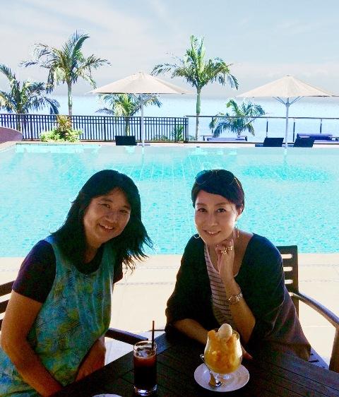 「サンカラ リゾート&スパ」のモーニングヨガ・心と体を繋ぐ時間♪_a0138976_17342050.jpg