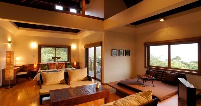 神宿る島の楽園「SANKARA Hotel & Spa 屋久島」で優雅なひと時♪_a0138976_1775072.jpg