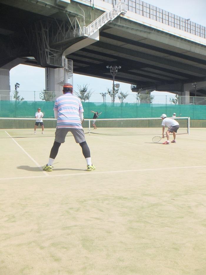 ◆2015夏のテニス親睦戦 ~メインは打上げ?~_f0238779_17235243.jpg