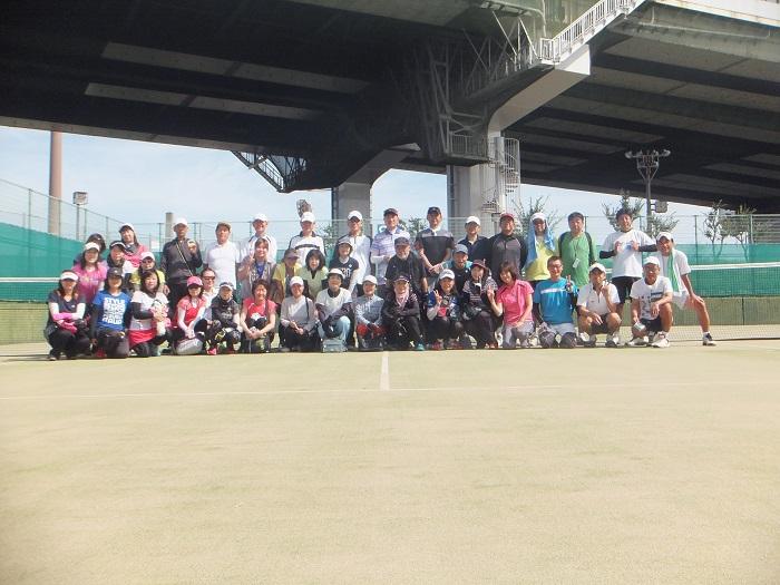 ◆2015夏のテニス親睦戦 ~メインは打上げ?~_f0238779_17241028.jpg