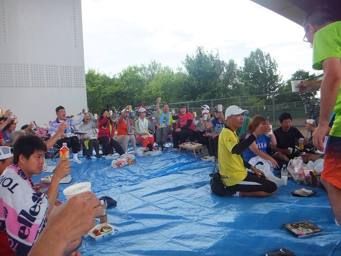 ◆2015夏のテニス親睦戦 ~メインは打上げ?~_f0238779_17243027.jpg