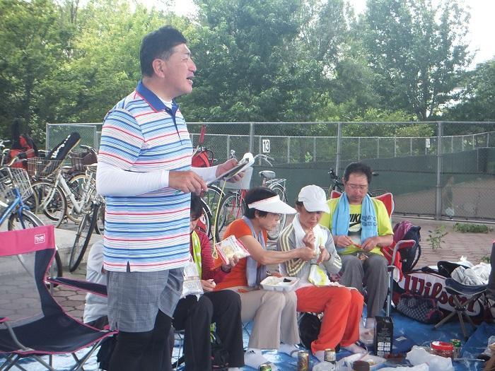 ◆2015夏のテニス親睦戦 ~メインは打上げ?~_f0238779_17254873.jpg