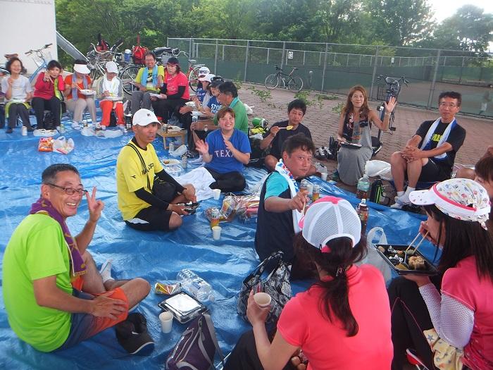 ◆2015夏のテニス親睦戦 ~メインは打上げ?~_f0238779_17265513.jpg