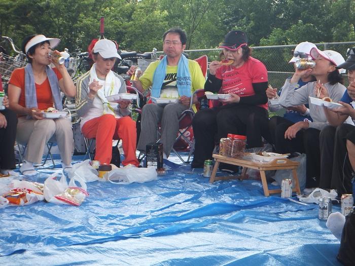 ◆2015夏のテニス親睦戦 ~メインは打上げ?~_f0238779_1726847.jpg