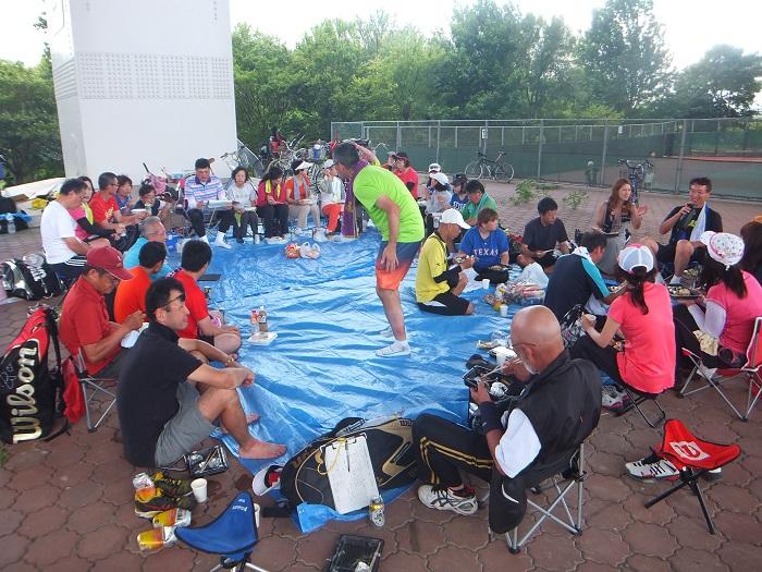 ◆2015夏のテニス親睦戦 ~メインは打上げ?~_f0238779_17284055.jpg