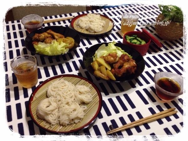 お昼は麺ばっかり!_b0343192_07543606.jpg