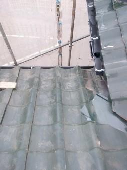 埼玉県の富士見市で雨漏り修理_c0223192_2236920.jpg