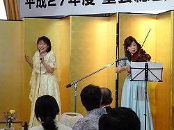 Sweet Melody ミニコンサート(^o^)♪_f0026093_23194039.jpg