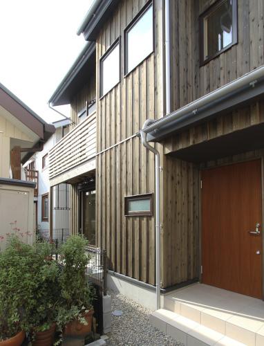 中野富士見町の家:完成引渡_e0054299_10372166.jpg