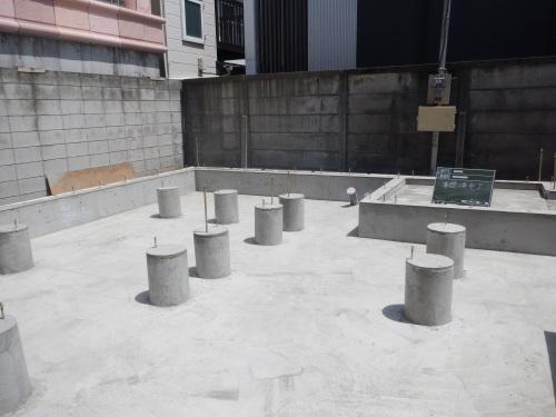 中野富士見町の家:完成引渡_e0054299_10494415.jpg