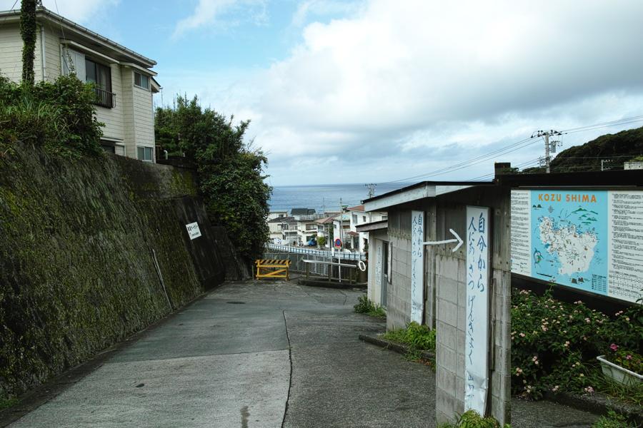 神津島特集⑥ 島のスナップ 街並みを中心に_c0223825_15391620.jpg