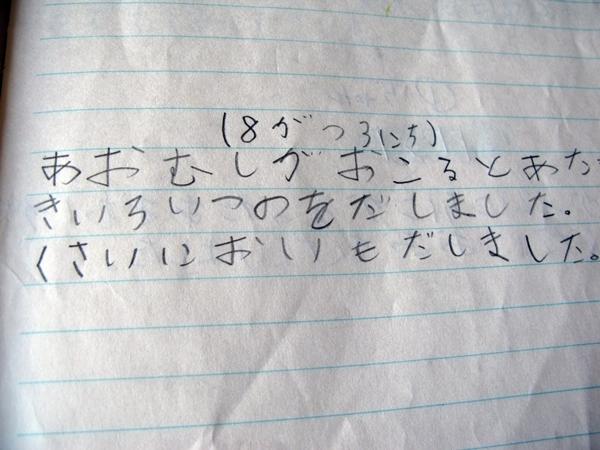 夏休み 自由研究_f0129726_21272015.jpg
