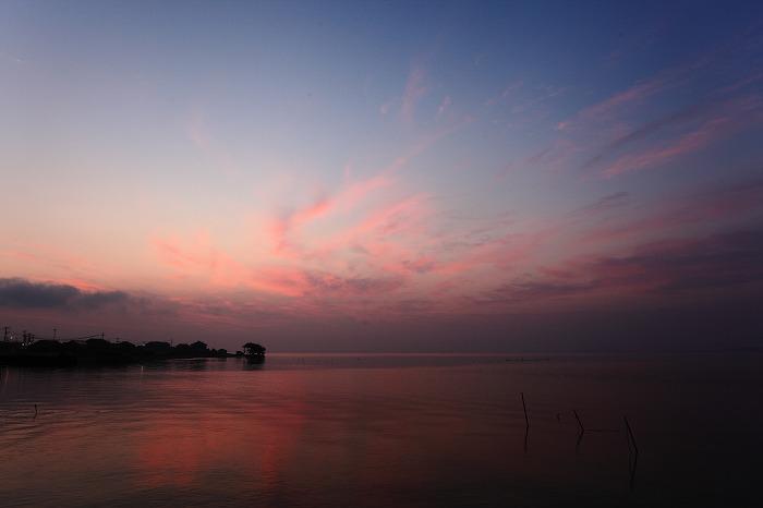 中海の朝_a0294534_18205993.jpg