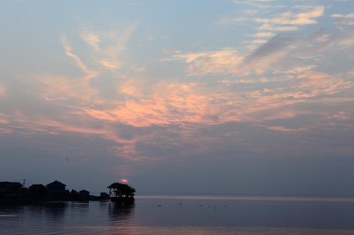 中海の朝_a0294534_1825117.jpg