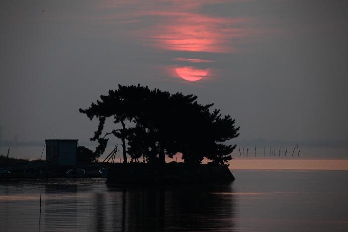 中海の朝_a0294534_18252373.jpg