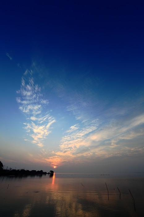 中海の朝_a0294534_18265881.jpg
