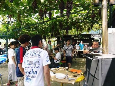 熊本ぶどう 社方園 第8回ぶどう祭り その1_a0254656_1929040.jpg