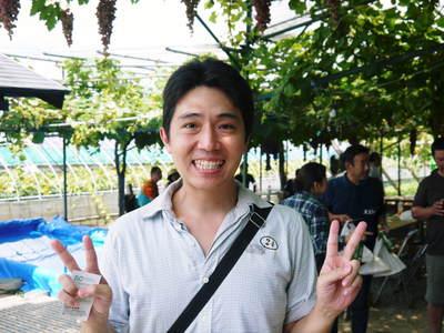 熊本ぶどう 社方園 第8回ぶどう祭り その1_a0254656_19414691.jpg