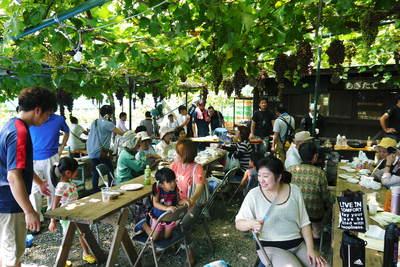 熊本ぶどう 社方園 第8回ぶどう祭り その1_a0254656_19581311.jpg
