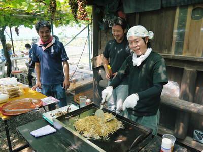 熊本ぶどう 社方園 第8回ぶどう祭り その1_a0254656_2025542.jpg