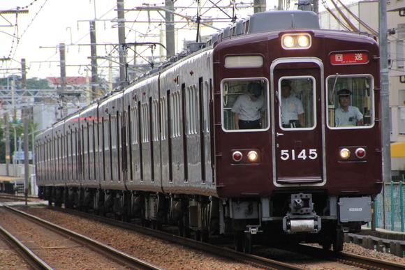 阪急5104F 乗務員訓練??_d0202264_11315360.jpg