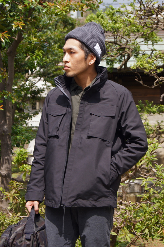 White Mountaineering - Outdoor & Downtown!!!_f0020773_20185885.jpg