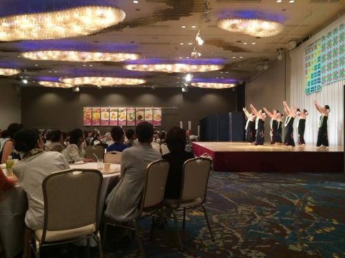 楽しく踊らせていただきました✨_d0256587_01295758.jpg
