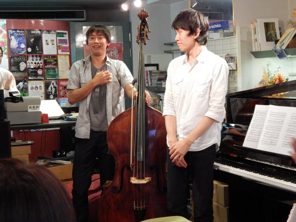 昨日は幣隆太郎さんインストアライブ。すごかったです。_e0046190_156996.jpg