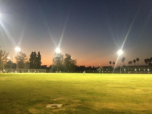 LAでの野球も楽しんでいます!_f0209300_1454547.jpg