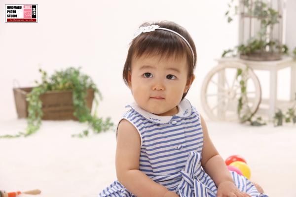 かなちゃん☆1歳記念_b0203705_10310440.jpg