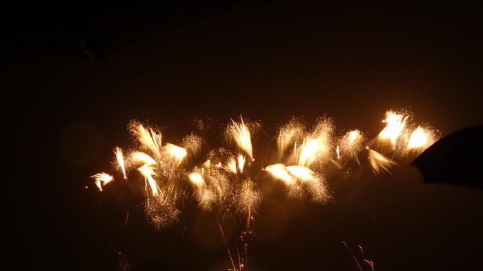 大雨の花火大会(>_<) 2015年8月15日(土)_b0290816_20142082.jpg