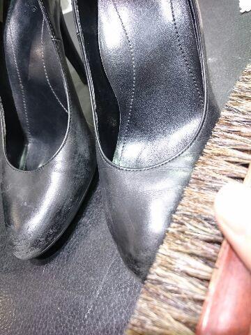 靴を労わるケアを!_b0226322_10373984.jpg