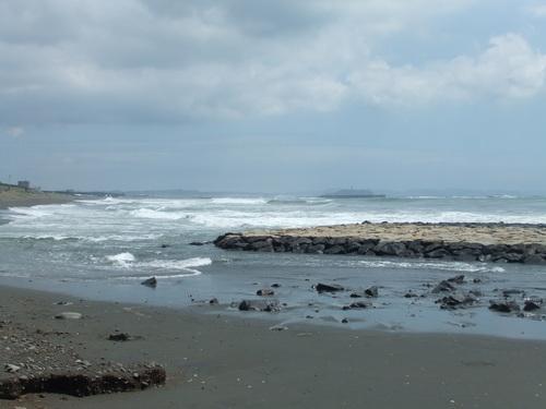 相模湾は高波注意...です。_b0137932_145938.jpg