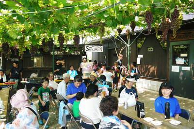 熊本ぶどう 社方園 第8回ぶどう祭り その2_a0254656_17455693.jpg
