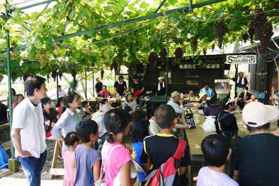 熊本ぶどう 社方園 第8回ぶどう祭り その2_a0254656_197982.jpg