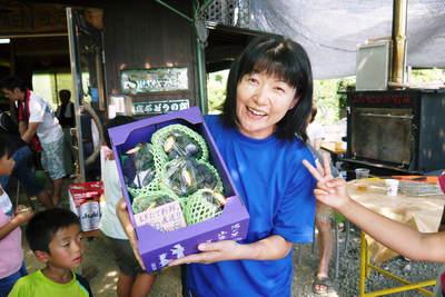 熊本ぶどう 社方園 第8回ぶどう祭り その2_a0254656_1994735.jpg