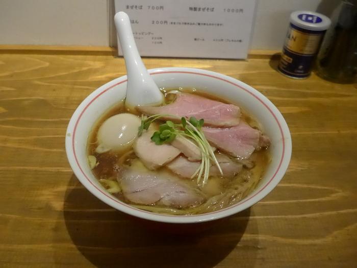 西荻窪「麺尊RAGE」へ行く。_f0232060_15133345.jpg